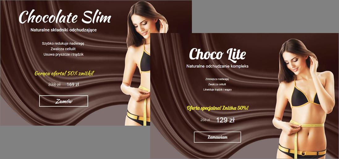 Choco-lite czekoladowo-slim-porównanie-test-fałszywy