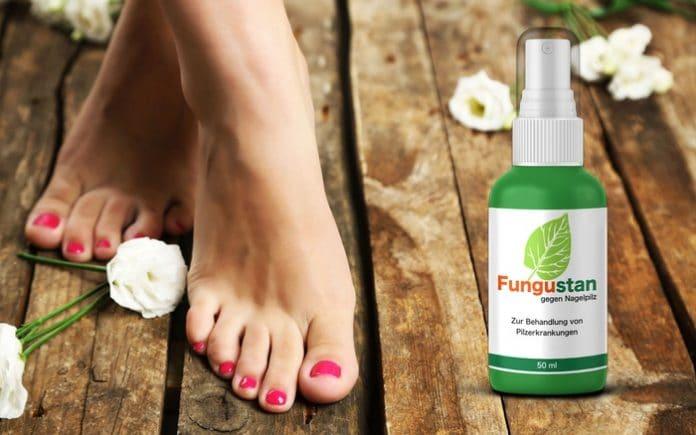 fungustan spray gegen nagelpilz fußpilz