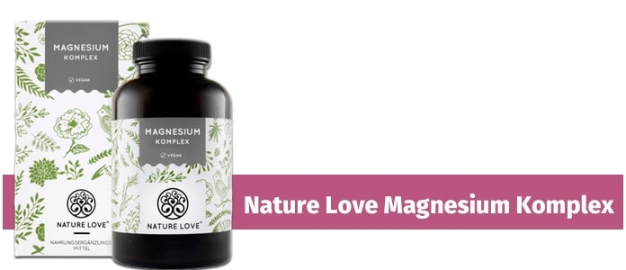 nature love magnesium komplex