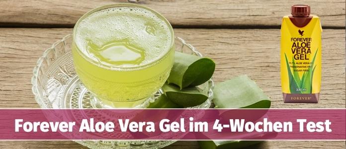 Forever Aloe Vera Gel im Test