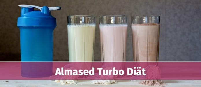 almased turbo diät plan