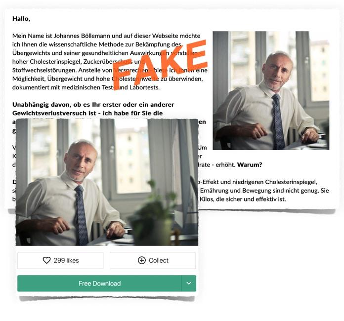 Bioxyn Experte Fake