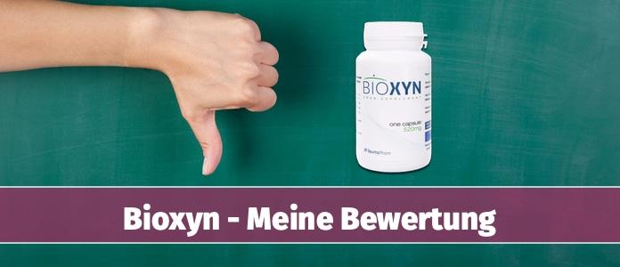 Bioxyn Bewertung