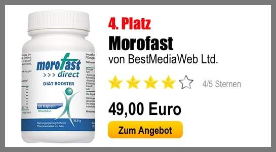 fatburner test platz 4 morofast