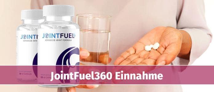 JointFuel360 Einnahme Dosierung Anwendung