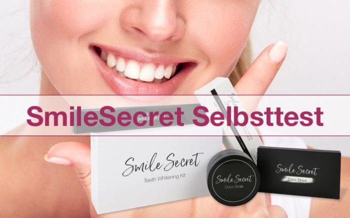 SmileSecret Test Erfahrungen