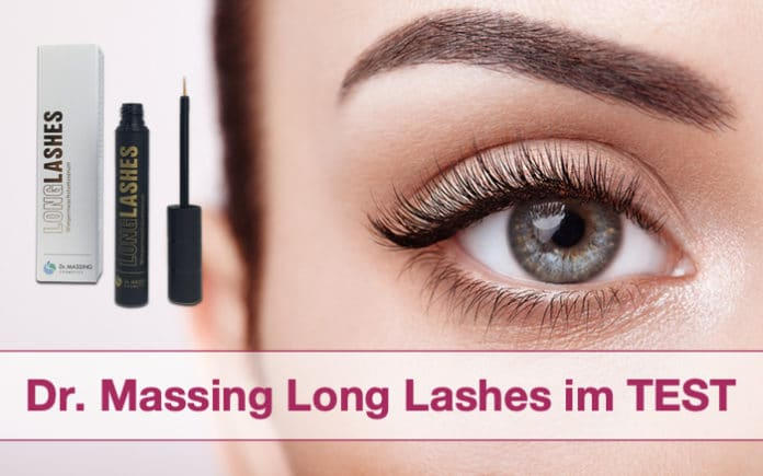 Dr Massing Long Lashes