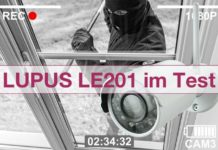 lupus le201 wlan