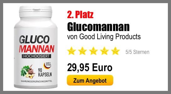 appetitzügler test platz 2 glucomannan