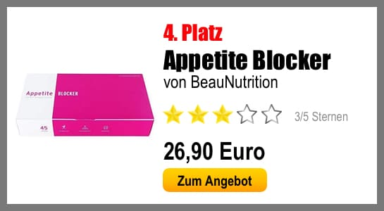appetitzügler test appetite blocker