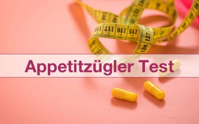 appetitzügler test vergleich