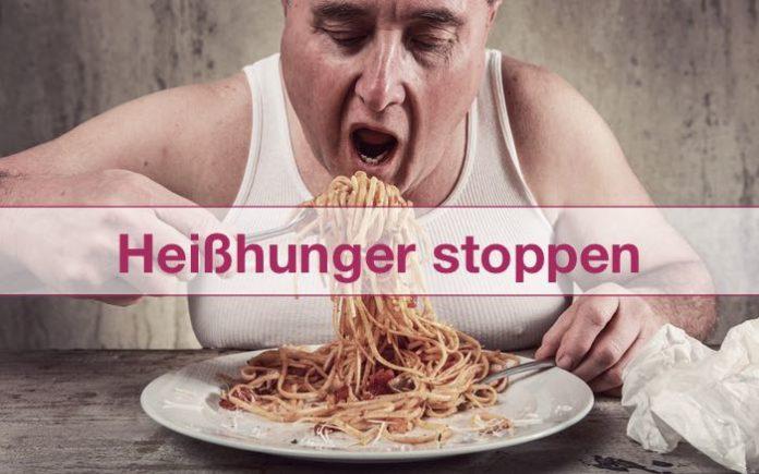 heißhunger stoppen