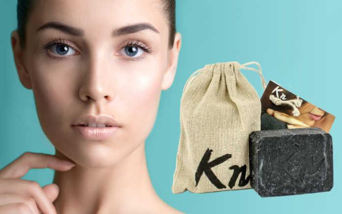 Karbonoir Seife für reine Haut