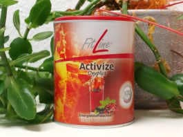 Fitline Activize Oxyplus von PM International