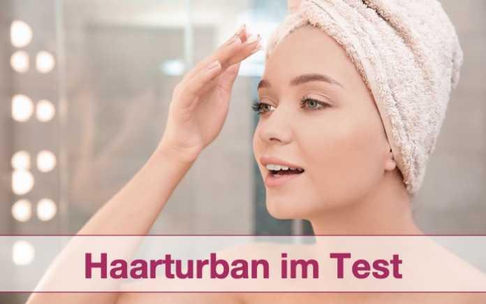 Haarturban Test und Vergleich