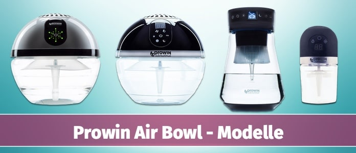 Prowin Air Bowl Modelle