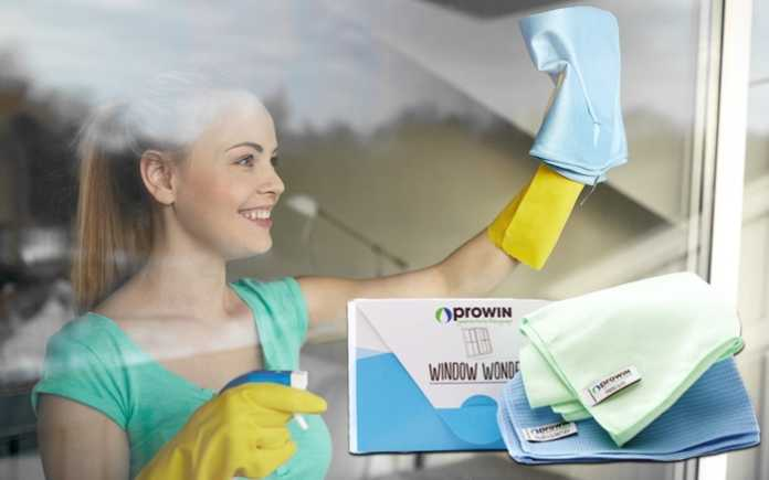 Prowin Fenstertuch Window und Wonder