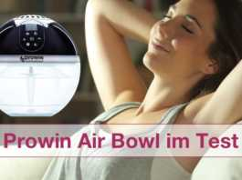 prowin air bowl test