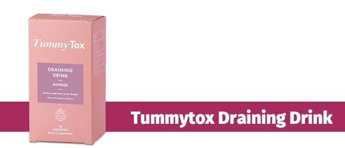 Tummy Tox Draining Drink Intense