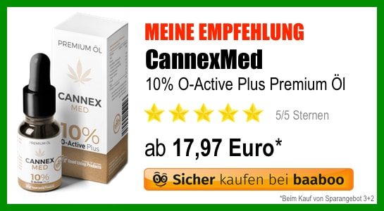 CannexMed Empfehlung (EB)