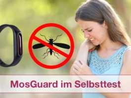 mosguard anti mücken armband test